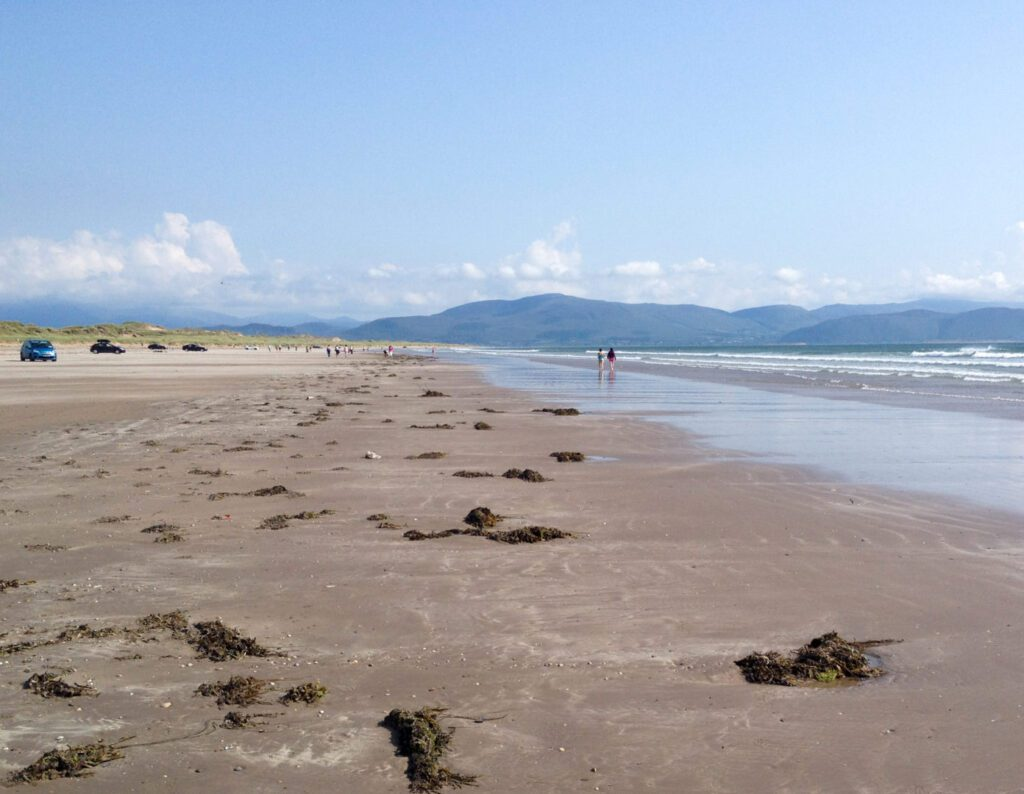 Inch Beach auf Dingle_copyright Isabell Kunert