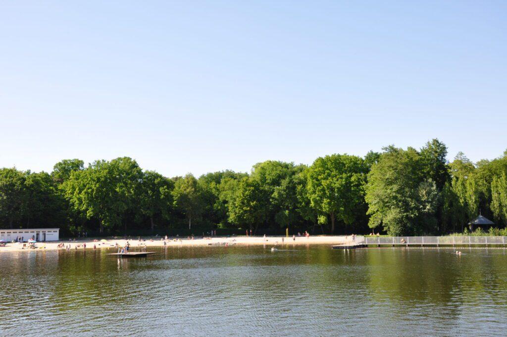 Strandbad Jungfernheide_Jungfernheideteich