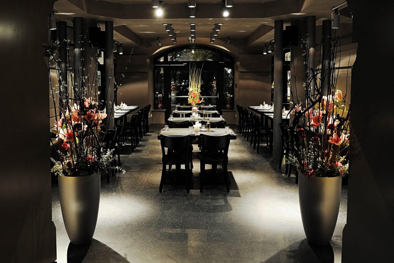 Interior HEART Restaurant & Bar DNA Gastronomie GmbH