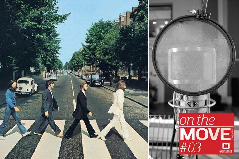 Einblicke in die Abbey Road Studios