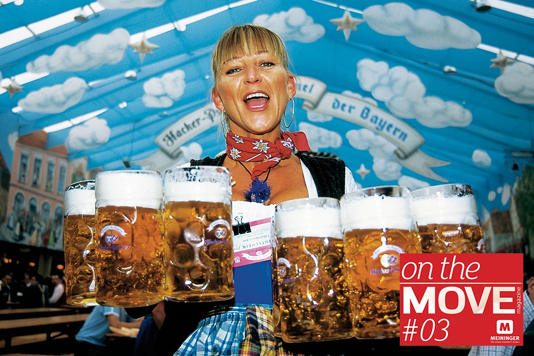 Munich Oktoberfest – O'zapft is!  Introducing the world