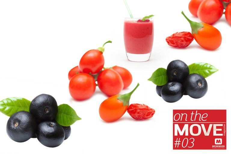 Superfoods – Small berries mean big business