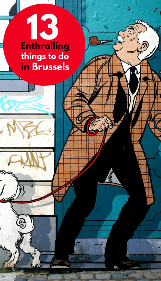 Comics Art Museum Brussels