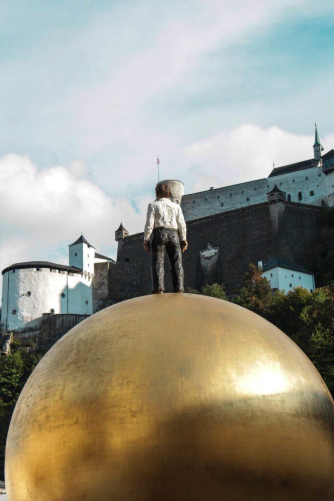 One Day in Salzburg - Balkenhol Sphaera