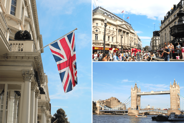 The perfect weekend in London