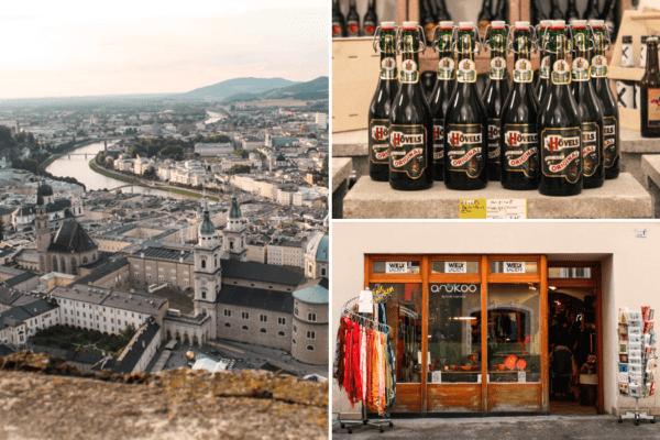 Ein Tag in Salzburg