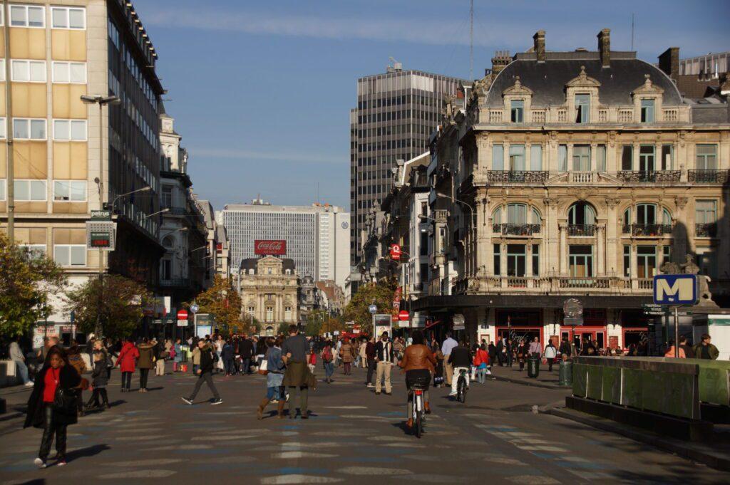 Bru¦êssel_Bo¦êrsenplatz