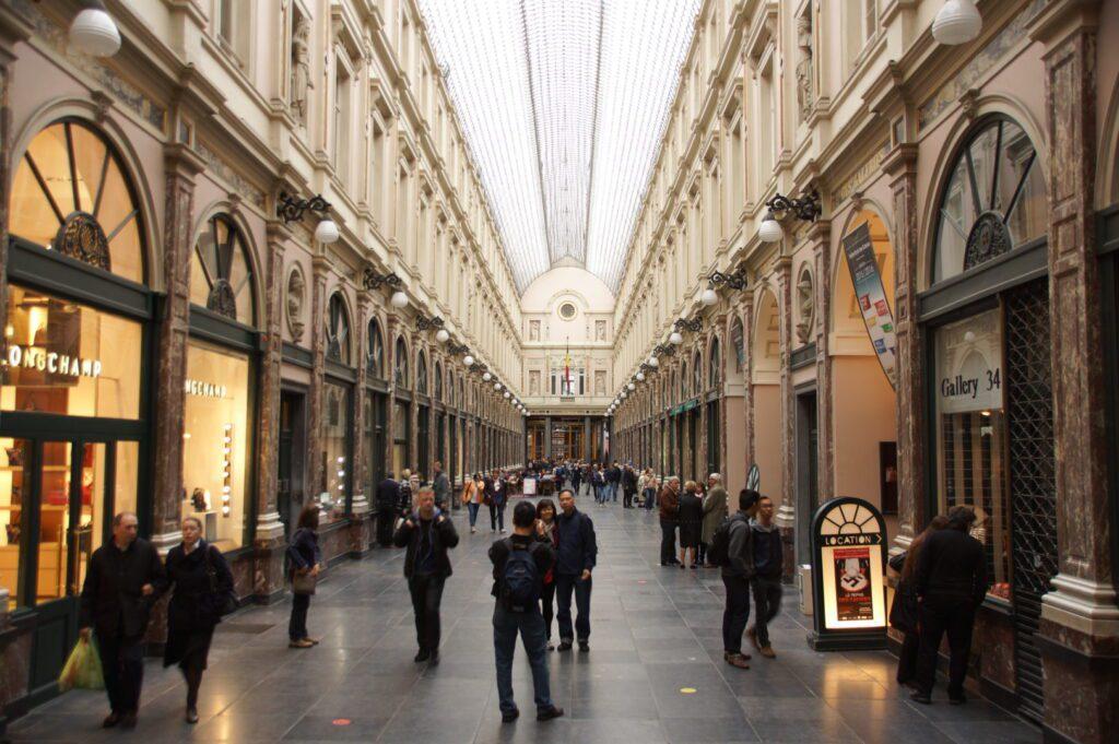 Bru¦êssel_Galeries