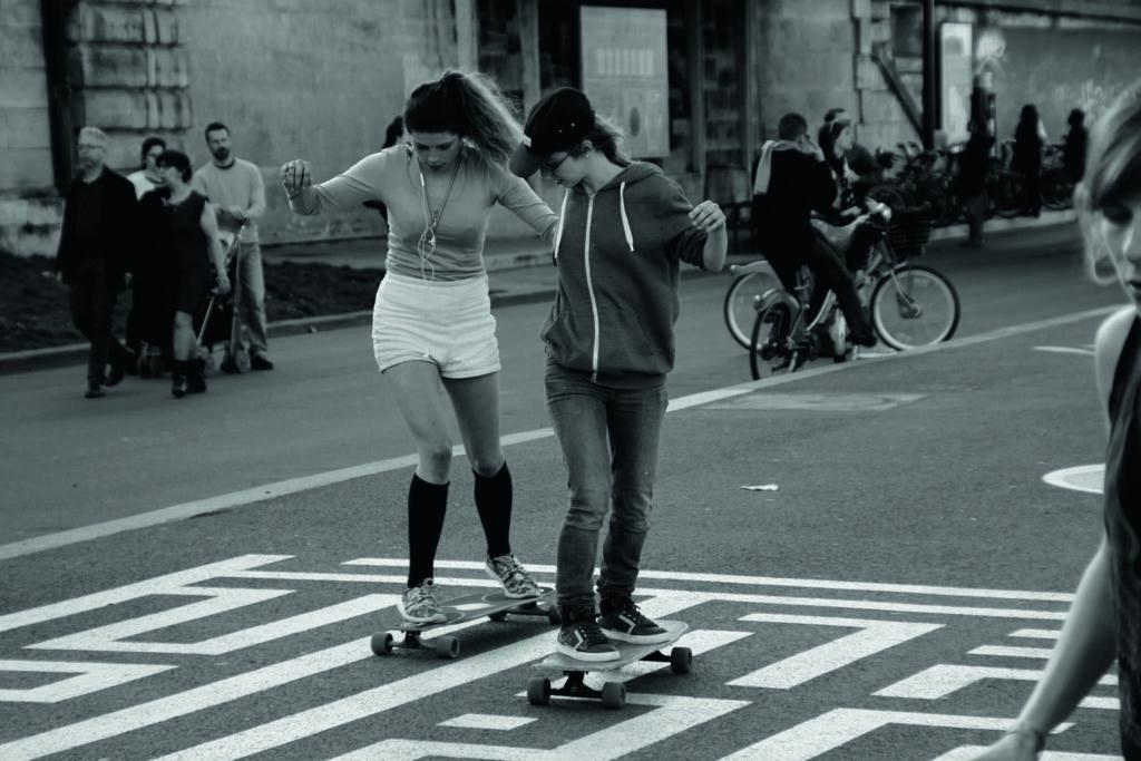 Paris Skateboard