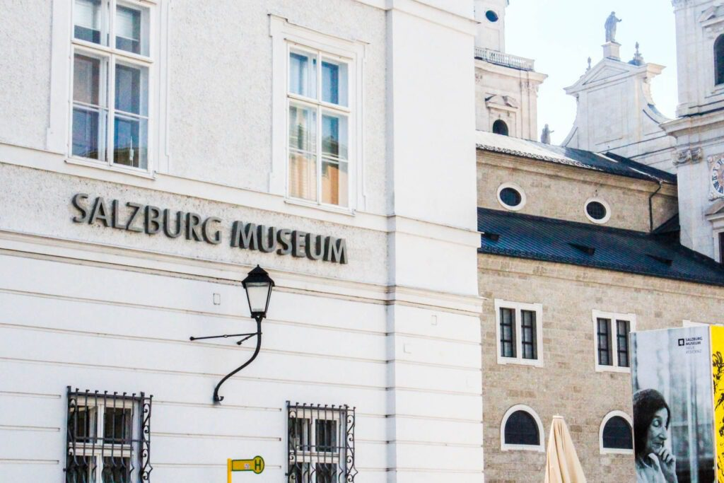 Ein Tag in Salzburg - Panorama Museum