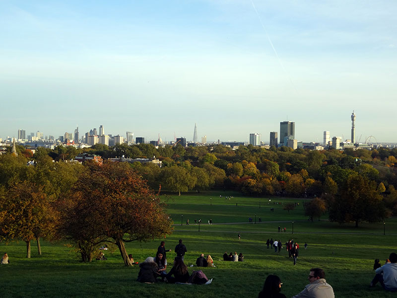 Non touristy Things to do in London - PrimroseHill
