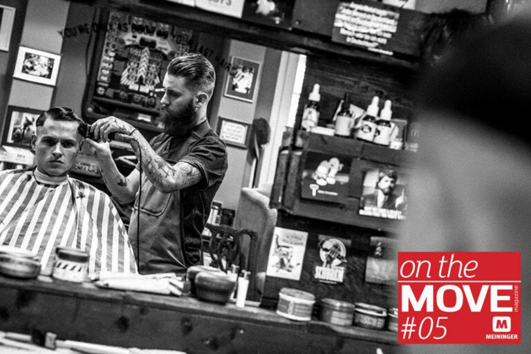 Barbershops – Oases of wellbeing for men
