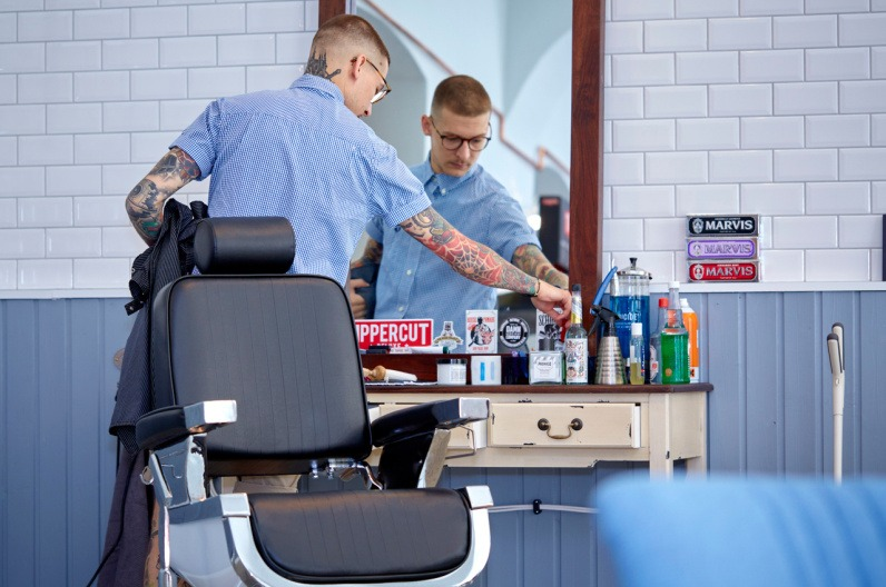 Wien Barbershop - Brother's Barbershop