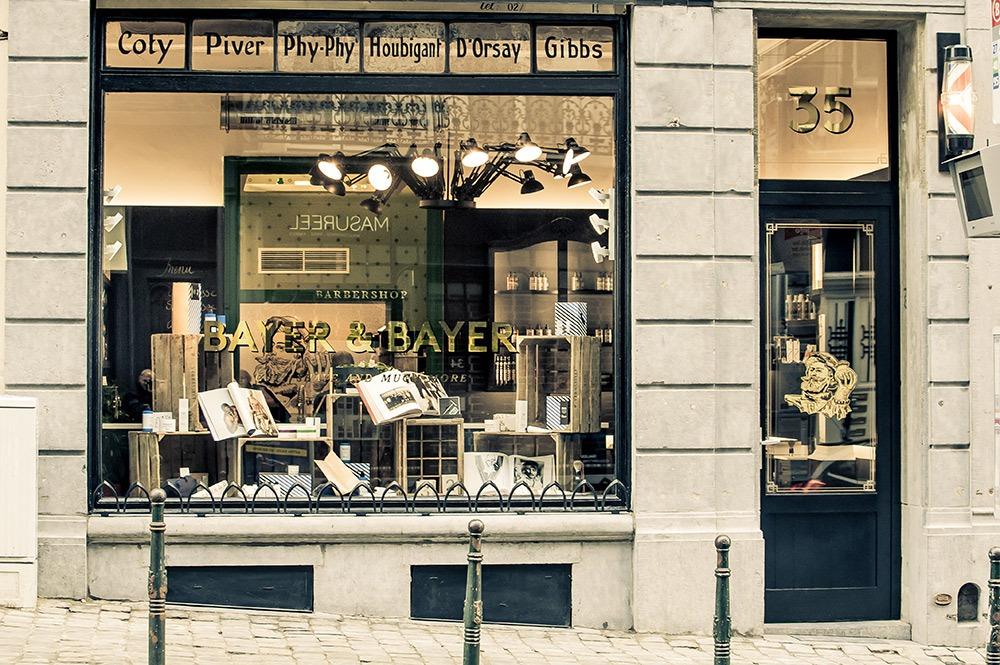 Brüssel Barbershop – Bayer & Bayer