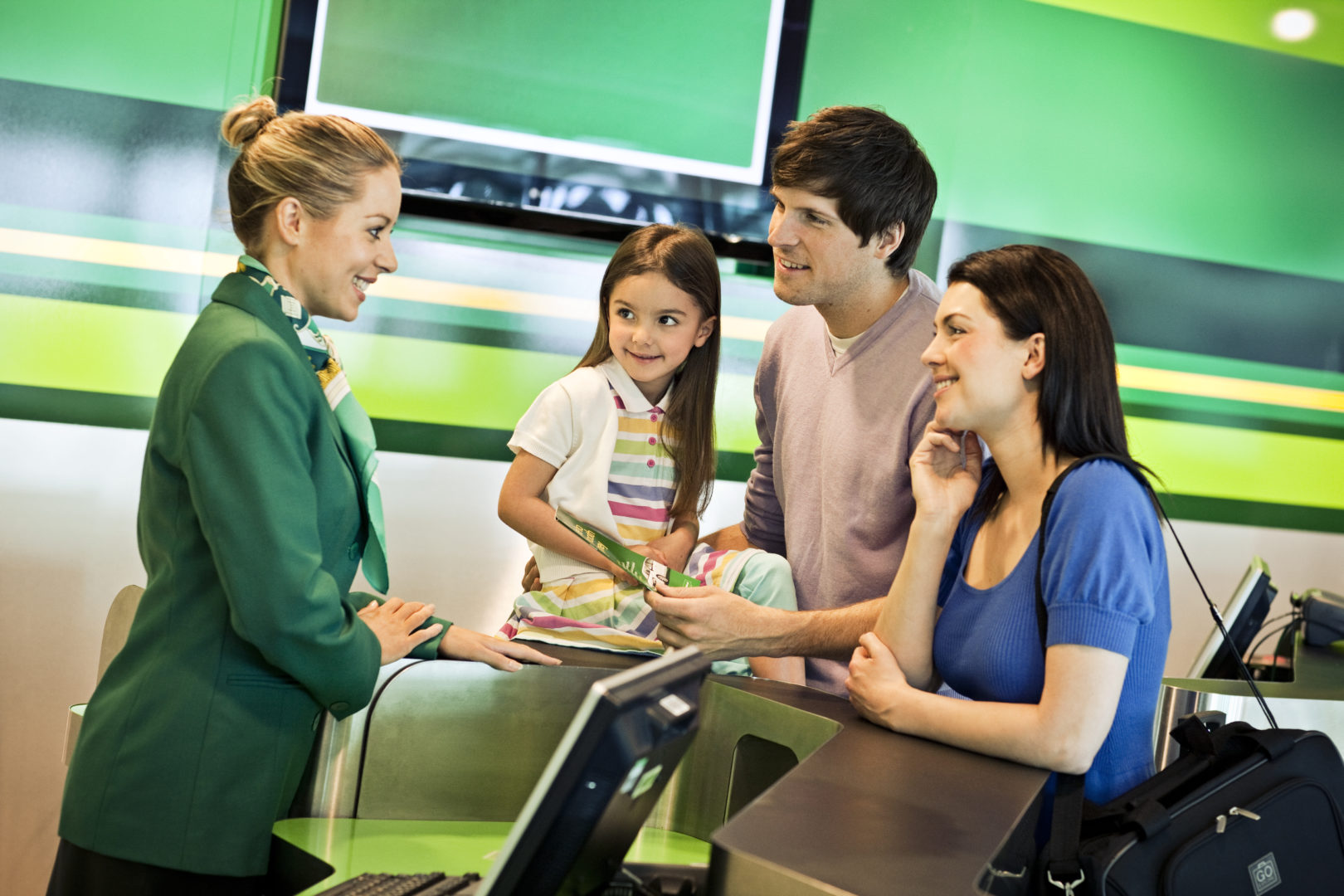 Counter Europcar