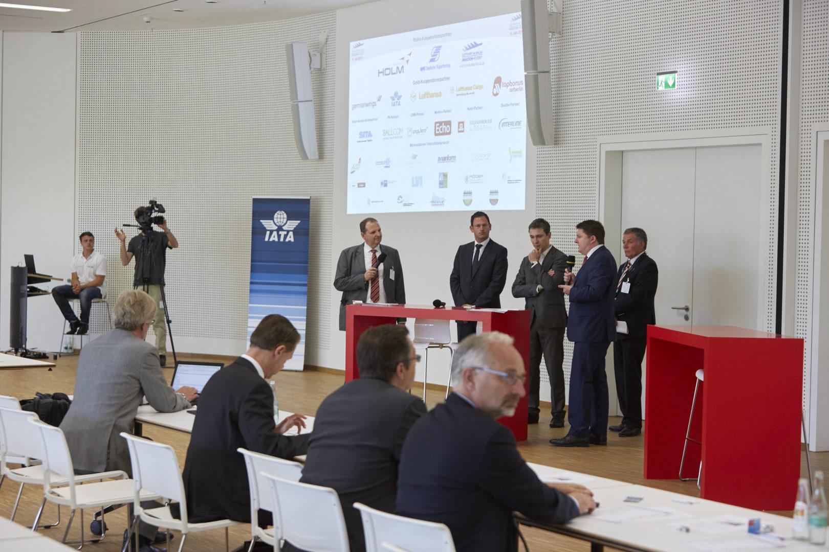 Aviation_Event Jahrestagung. Frankfurt, Holm, den 6.07.2015