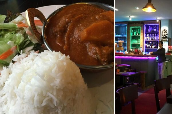 Indian restaurant Leipzig