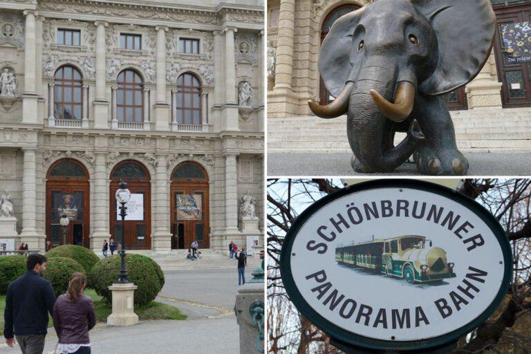 Wien mit Kinder