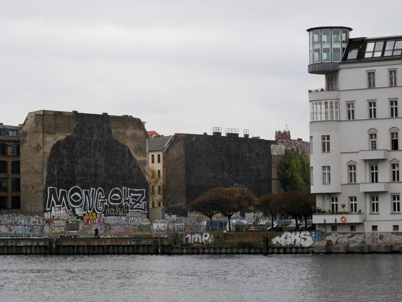 Street Art Berlin-Kreuzberg