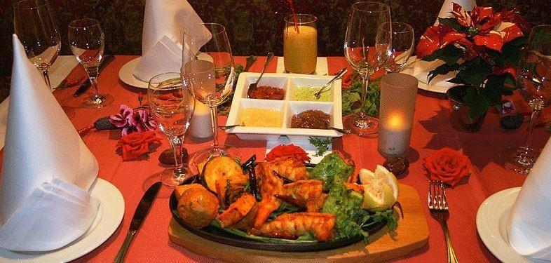 Beste Indische Restaurants München
