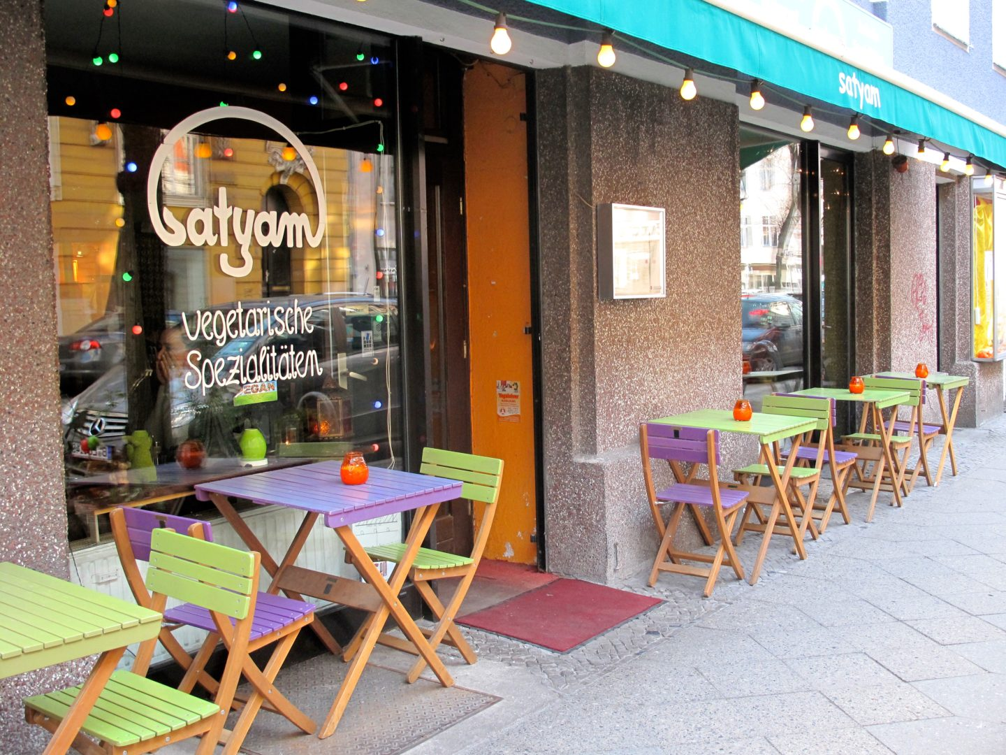 Indische Restaurants in Berlin: Satyam