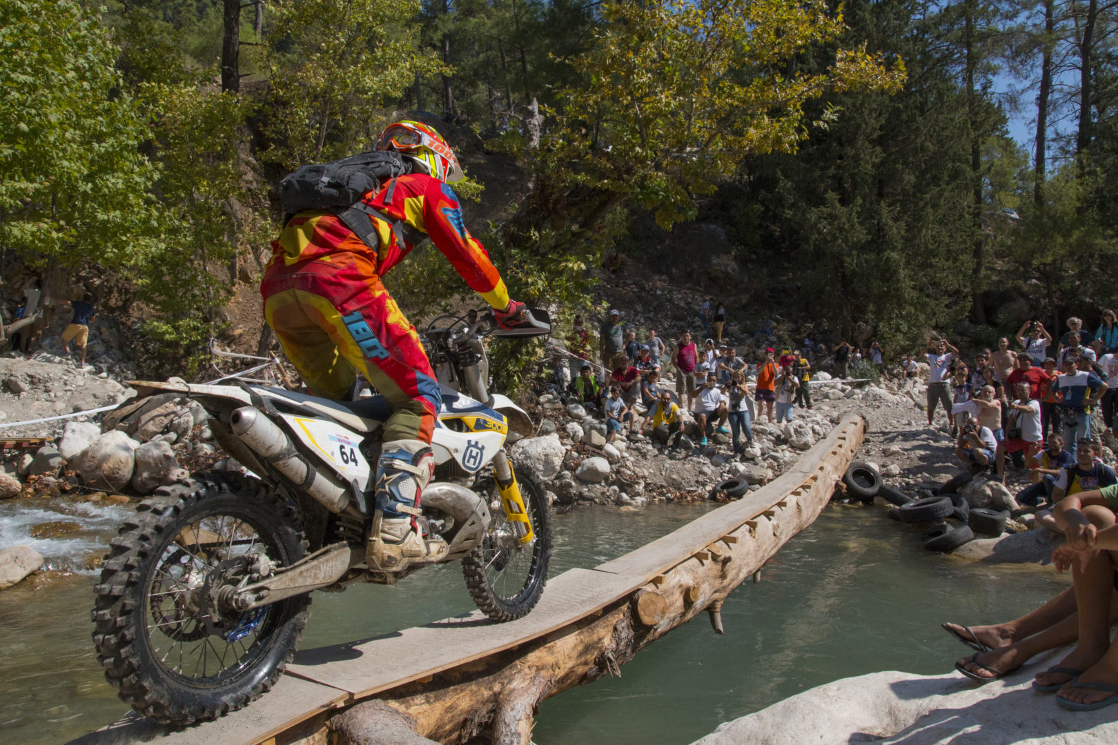 Enduro World Series Travel