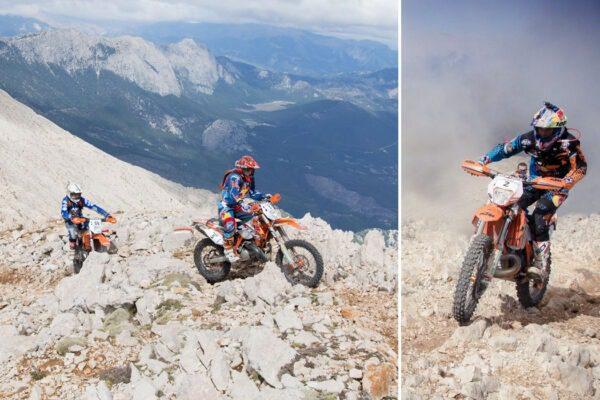 Weltreise mit dem Motorrad – Enduro