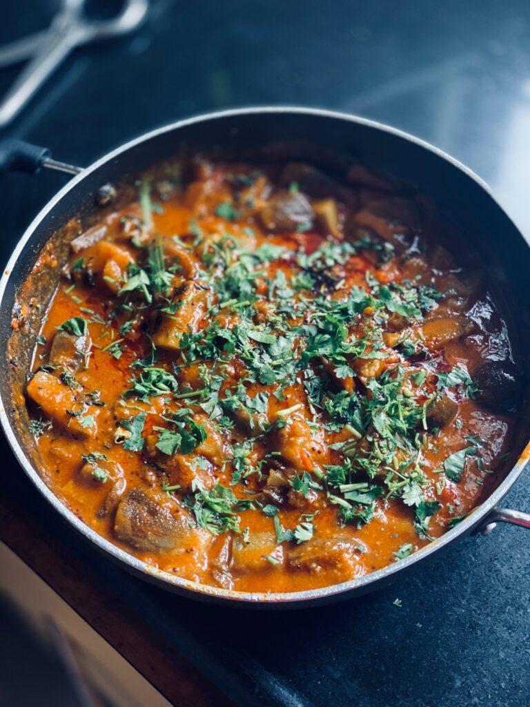 Indian food in Munich
