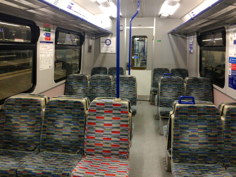 Öffentliche Verkehrsmittel London