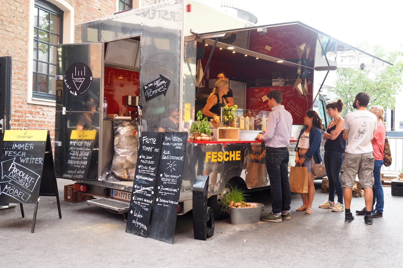 Street Food Markets Vienna