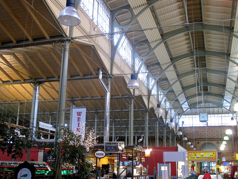 Street Food Markets Berlin - Arminiusmarkthalle