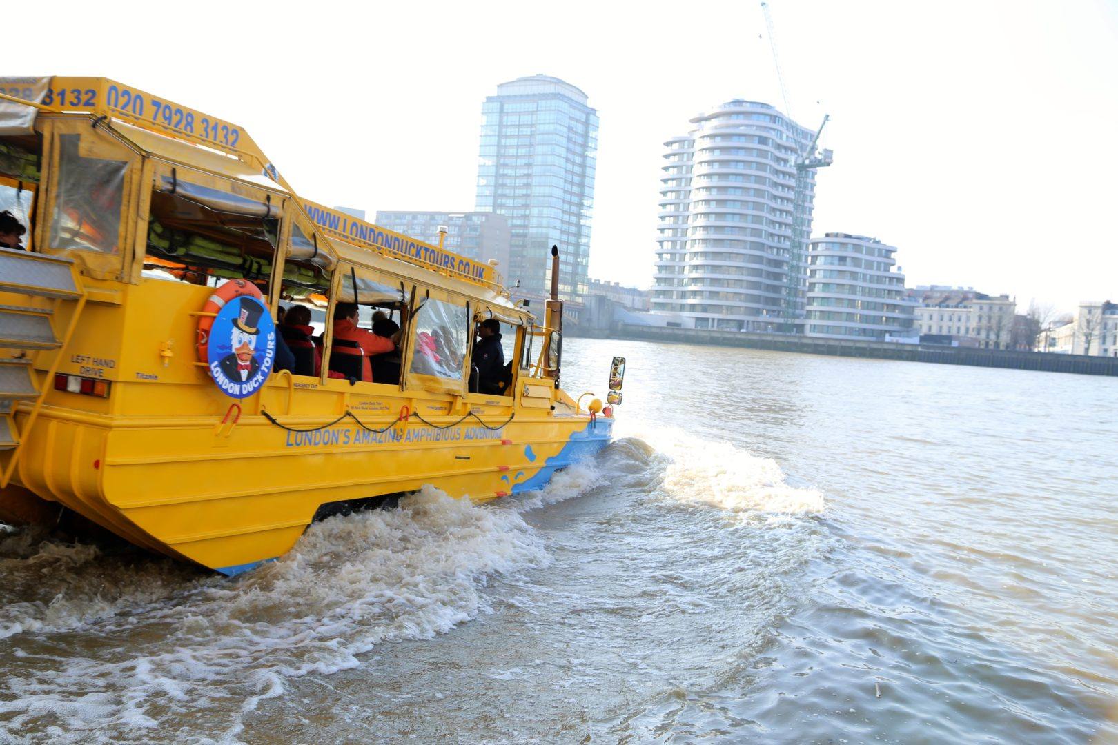 (c) London Duck Tours Ltd