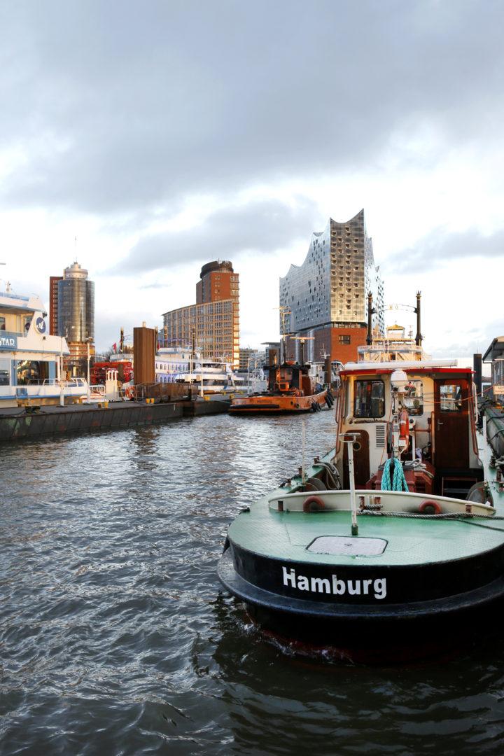 Hamburg Under the Spell of Music