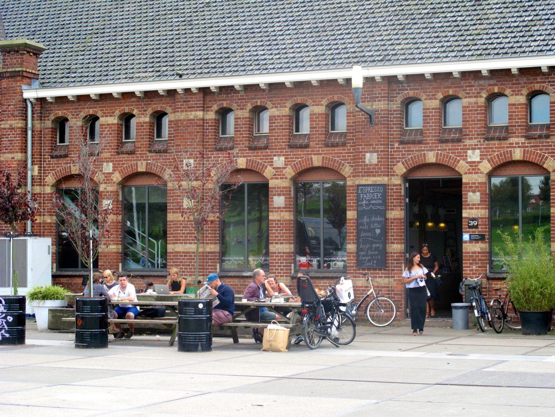 Westergasfabriek Amsterdam - espresso_fabriek