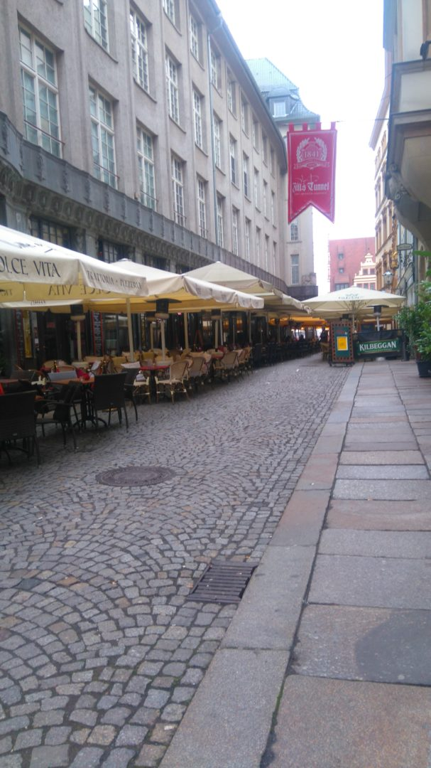 How to Spend 48 Hours in Leipzig, barfussgaesschen