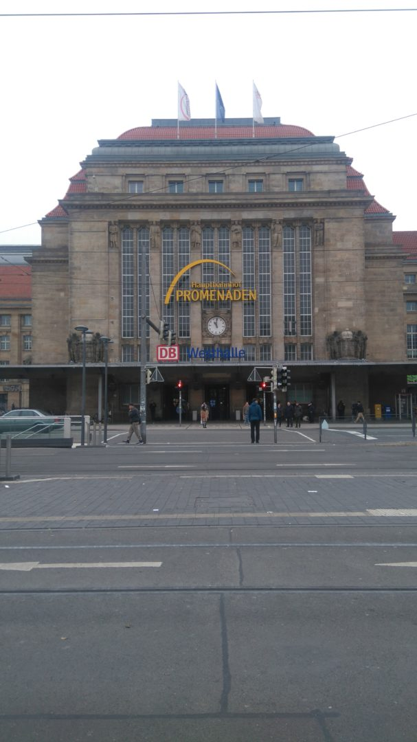 How to Spend 48 Hours in Leipzig, hbf-promenaden