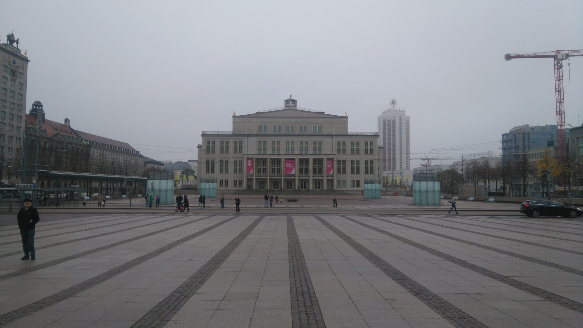 Leipzig in 2 Tagen erleben - oper-augustusplatz