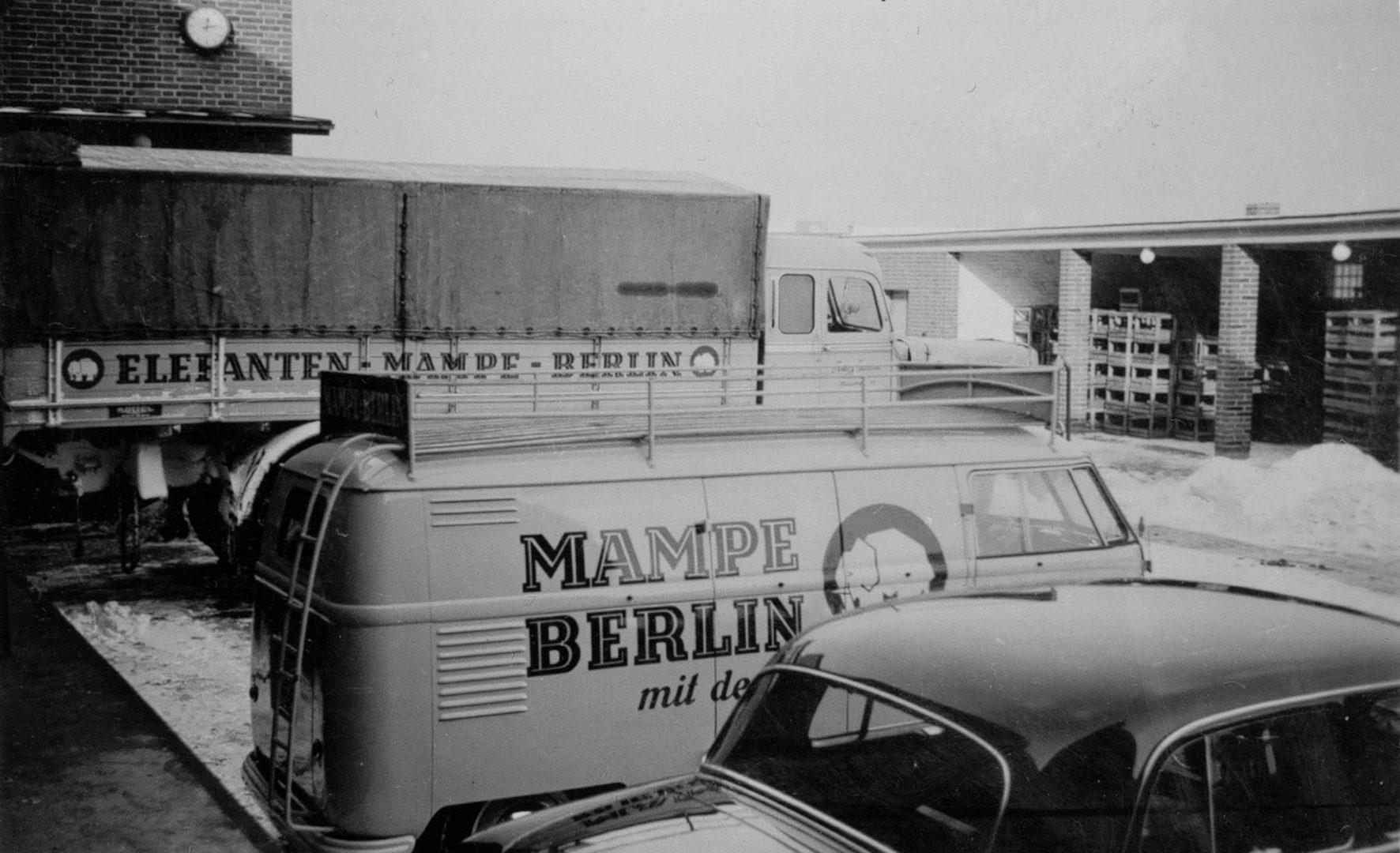 Mampe – The Berlin cult drink