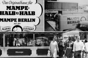 KEINER FÜR ALLE. NUR FÜR BERLIN. Mampe halb und halb – Das Berliner Kultgetränk