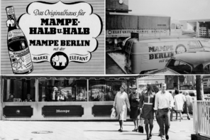 NOT FOR EVERYONE. ONLY FOR BERLIN. Mampe 'Halb und Halb' – The Berlin cult drink