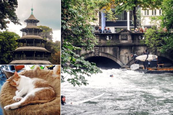 Aktivitäten in München