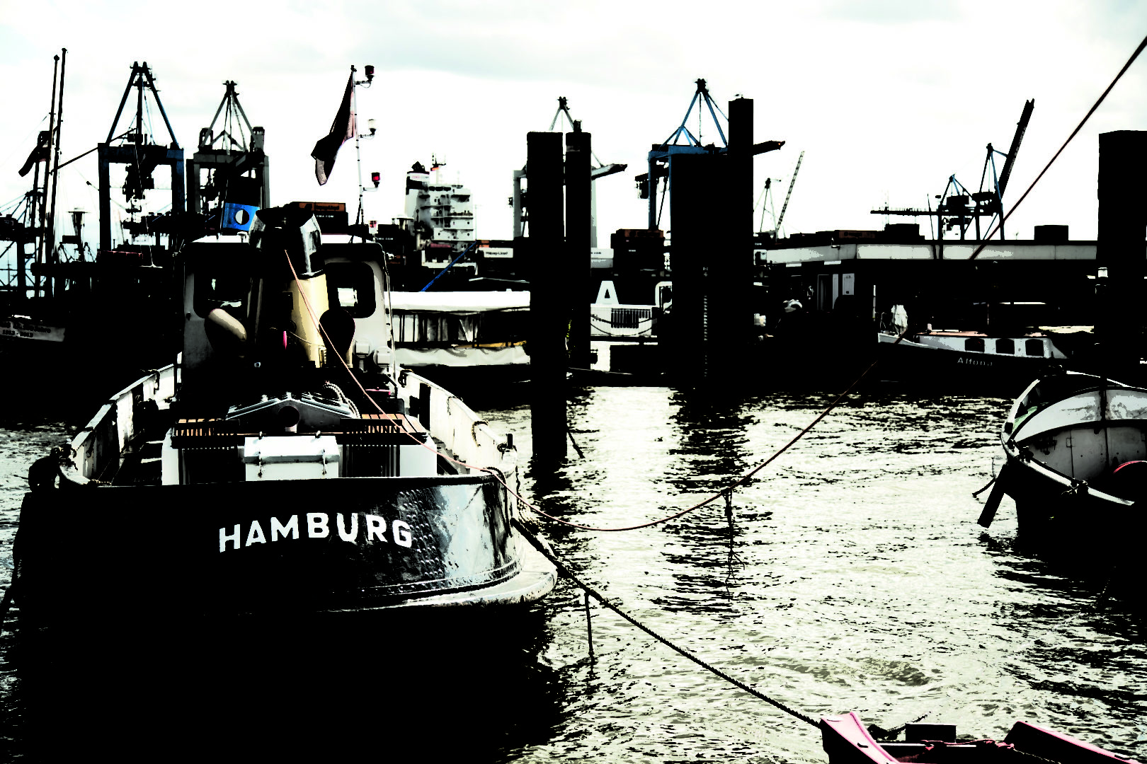 LOST IN Hamburg