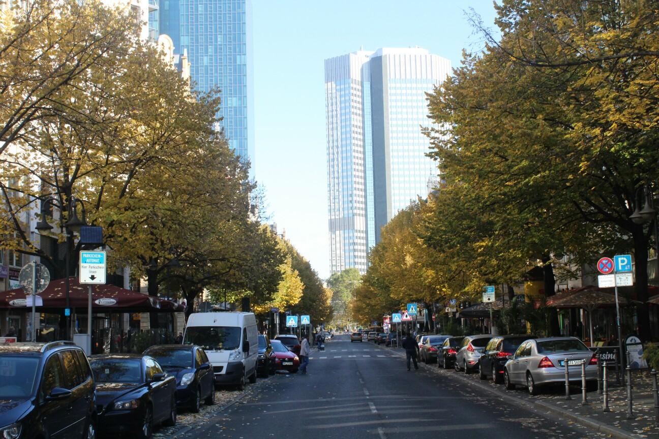 Bahnhofsviertel Frankfurt