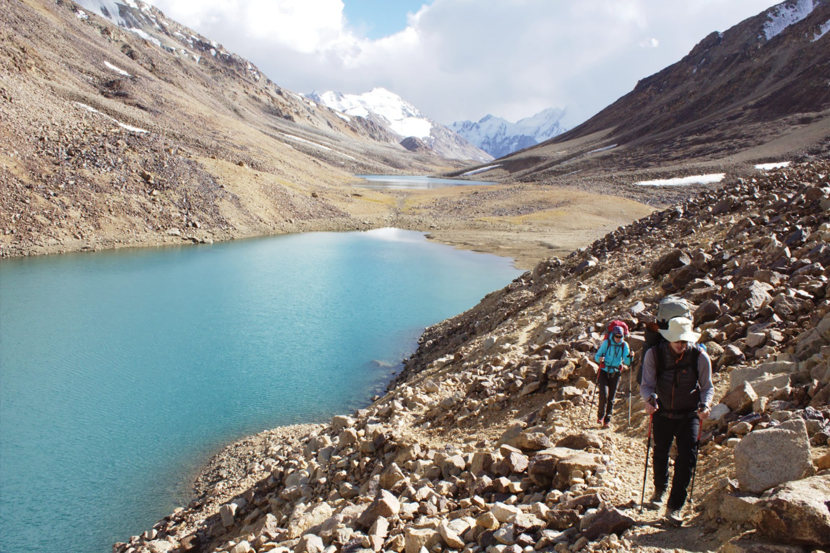 Trekking adventure in Tajikistan