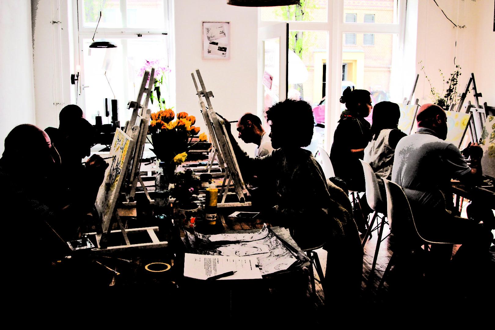 workshops in Berlin