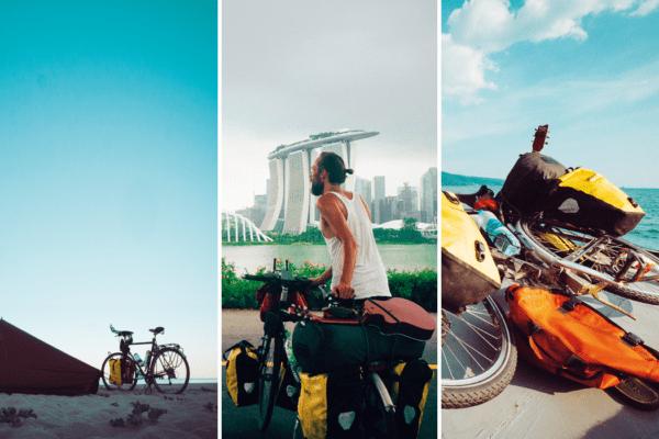Martijn Doolaard – One Year on a Bike