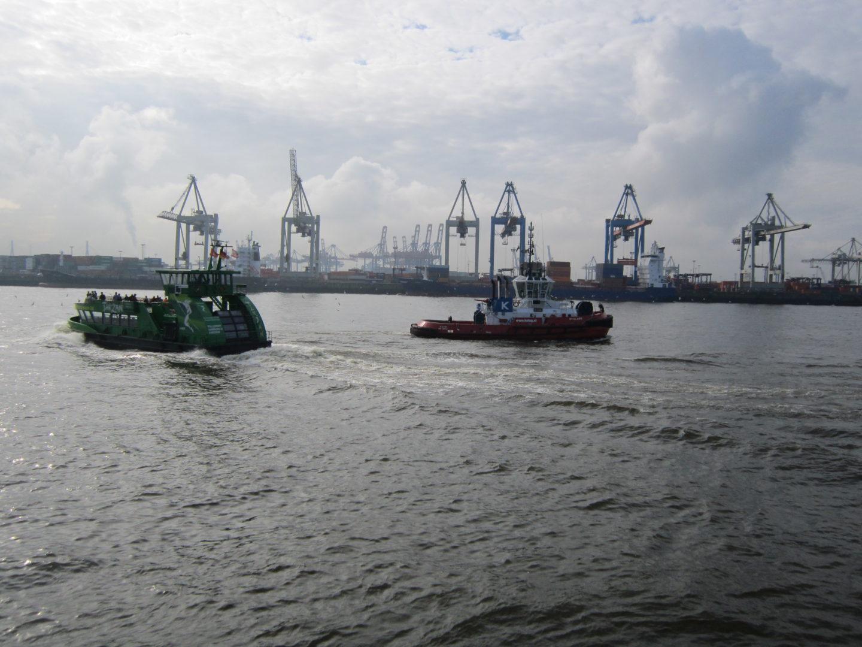 Elbe-Hafenfähre