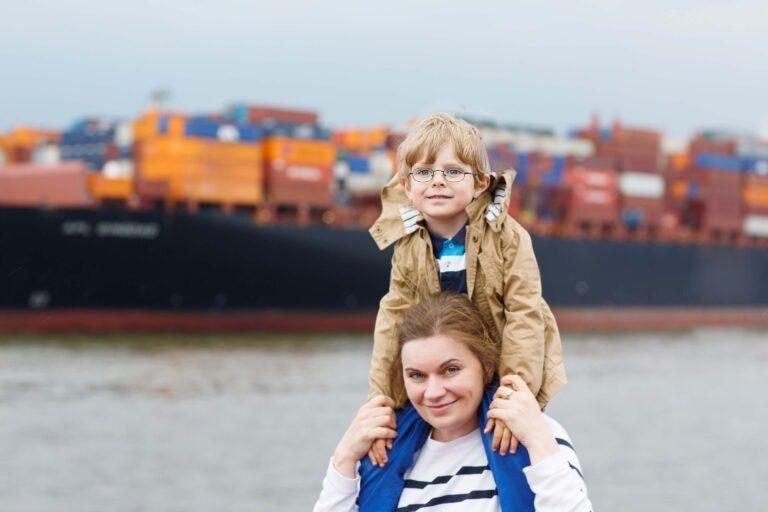 Traveling to Hamburg With Kids