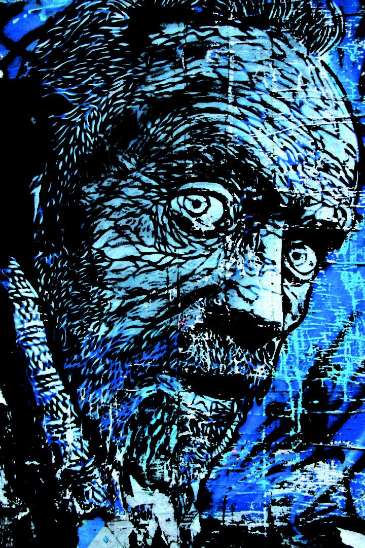 Amsterdam Van Gogh Street Art