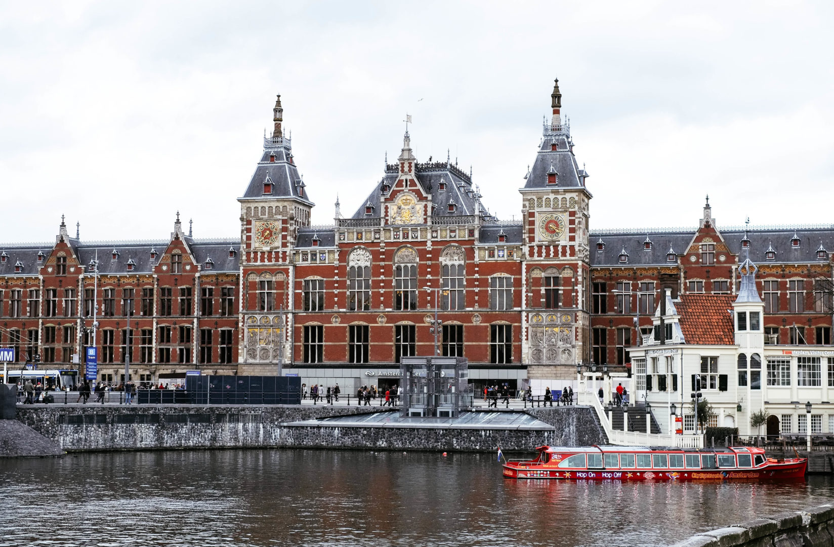Amsterdam Historical Sightseeings